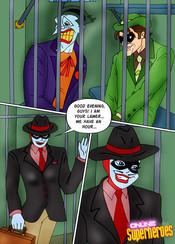 Joker in prison