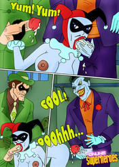 Harley gets fucked by Joker