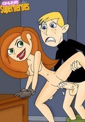 Horny Ron fucks Naked Kim