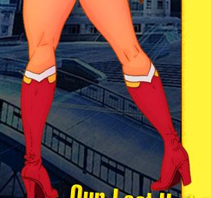 Hentai Super Heroes