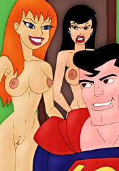Naked Lois and Ivy