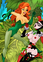 Sexy Ivy and Harley