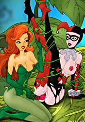 Ivy fucks Harley with dildo