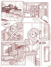 Kim Possible comics