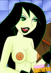 Sexy boobs of Shego