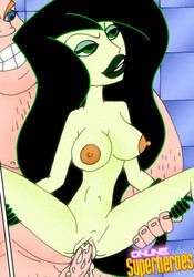 Shego getting fucked hard