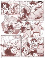 Dickgirl comics