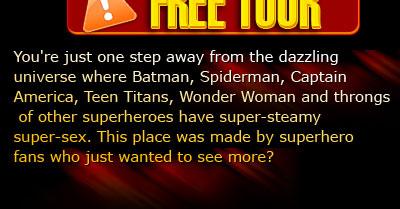 OnlineSuperHeroes Free Tour
